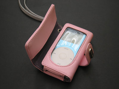 Review: Belkin Leather Pouch for iPod mini