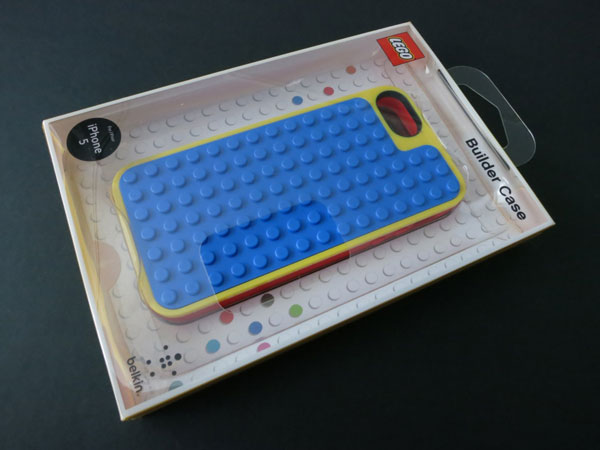 new arrival a13ca 3b7b0 Review: Belkin Lego Builder Case for iPhone 5