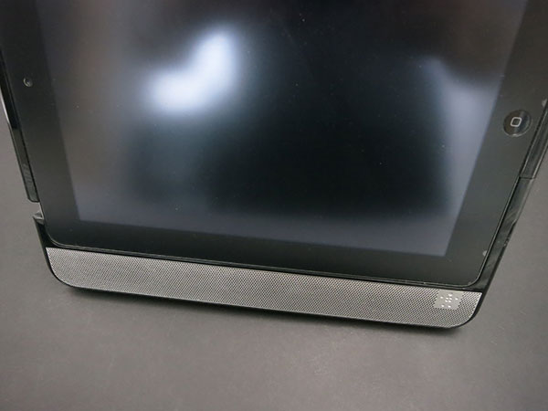 Review: Belkin Thunderstorm Handheld Home Theater for iPad