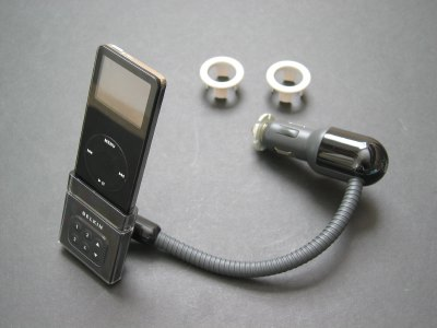 Review: Belkin TuneBase FM for iPod and iPod nano