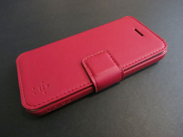 Review: Belkin Grip Sheer, View Case + Wallet Folio with Stand Case for iPhone 5c
