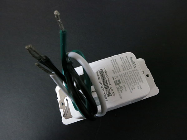 Review: Belkin WeMo Light Switch