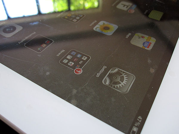 Review: BodyGuardz UltraTough Clear Skins for iPad (3rd-Gen)