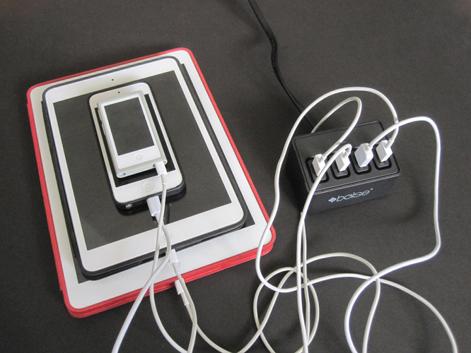 Review: Bolse 4-Port USB Desktop Charger with Cable