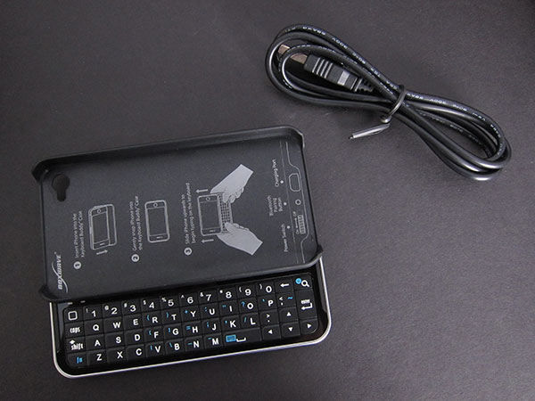 Review: BoxWave Keyboard Buddy Case for iPhone 4