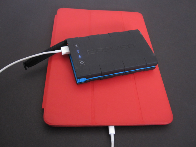Review: Braven BRV-BANK Smart Rugged Portable Power Bank 1