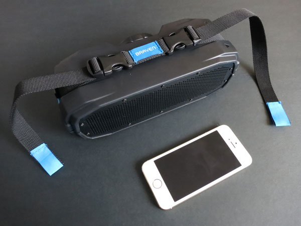 Review: Braven BRV-X Bluetooth Wireless Speaker 1