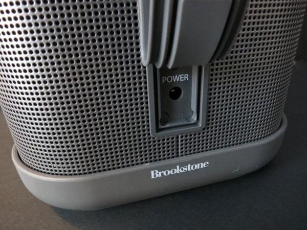 Review: Brookstone Big Blue Party Indoor-Outdoor Bluetooth Wireless Speaker 6
