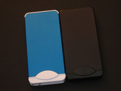 First Look: Capdase Alumor Metal Case for iPod nano