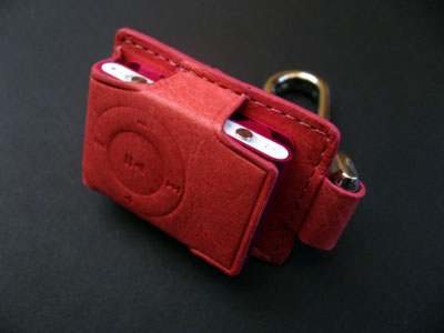 Review: Capdase Leather Case and Syncha for iPod shuffle 2nd Generation