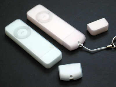 Review: Capdase Soft Jacket Value Set for iPod shuffle
