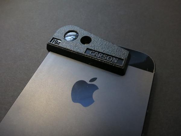 Review: Carson Optical ML-515 LensMag Magnetic Lenses for iPhone 5 1