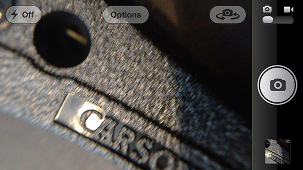 Review: Carson Optical ML-515 LensMag Magnetic Lenses for iPhone 5