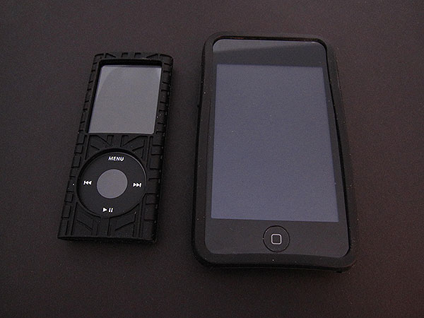 Review: Case-Mate Vroom Case for iPod nano 4G + iPod touch 2G