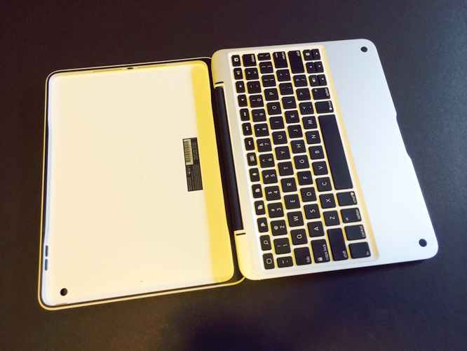 Review: ClamCase ClamCase Pro for iPad mini