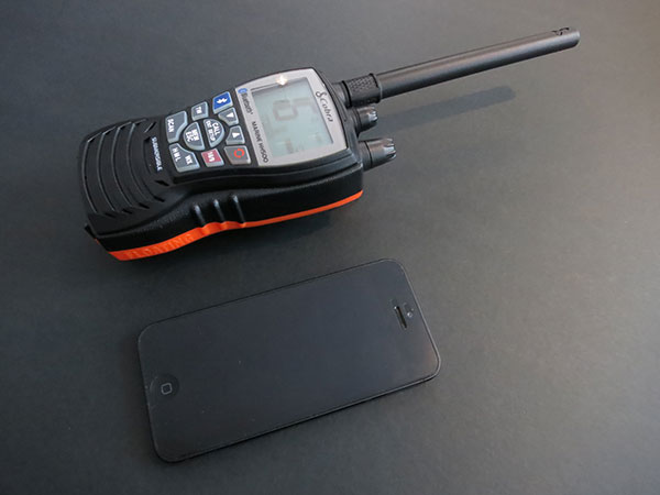 Cobra HH500 Floating VHF Radio with Bluetooth