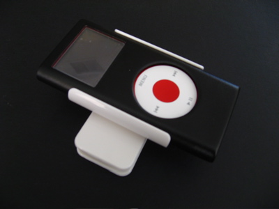 First Look: Core Cases Belt Clip for iPod nano (2G)