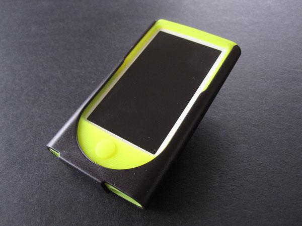 Review: Cygnett Holster Hybrid Case for iPod nano 7G