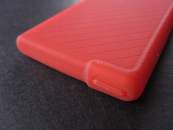 Review: Cygnett Second Skin Silicone Case for iPod nano 7G