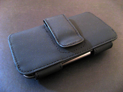 Review: DLO HipCase Nylon Case for iPod touch