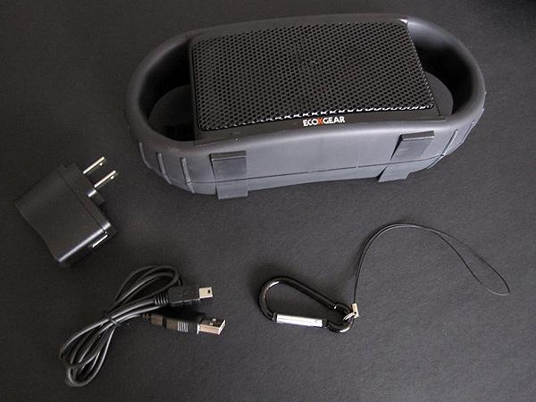 Review Ecoxgear Ecoxbt Waterproof Bluetooth Speaker Ilounge
