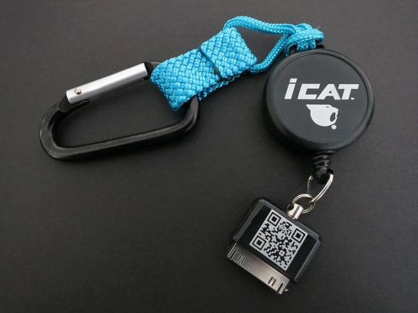 First Look: EK Ekcessories iCat Reel It for iPhone + iPod