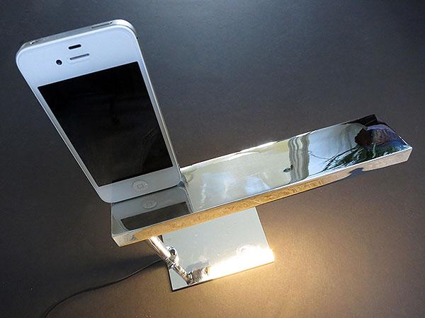 Review: FLOS / Philippe Starck D'E-light 1