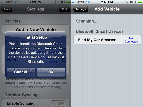 Review: FMC Smart Find My Car Smarter