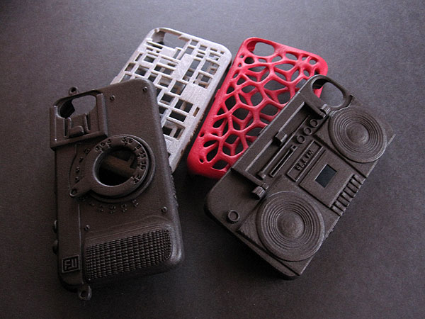 Review: Fresh Fiber Boombox, Camera, Macedonia + Mondriaan Cases for iPhone 4/4S