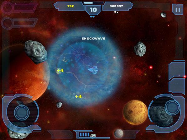 iOS Gems: Asteroids Gunner, Epoch + Gangstar Rio: City of Saints