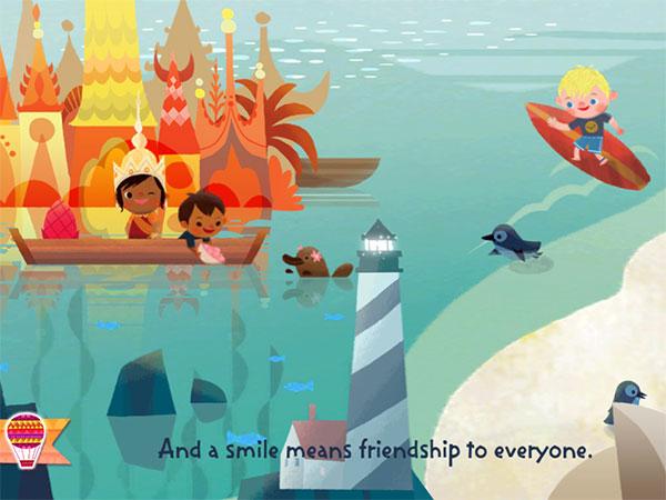 iOS Gems: Bug Princess, Dora Hops Into Phonics, It's A Small World, Sleepy Jack + X Is For X-Ray 11