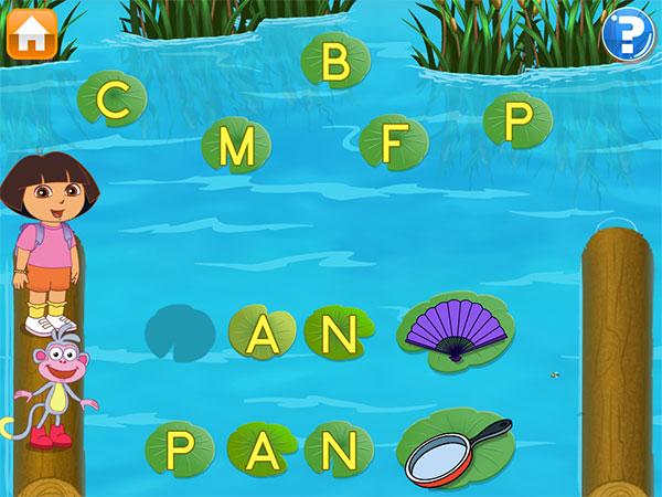 iOS Gems: Bug Princess, Dora Hops Into Phonics, It's A Small World, Sleepy Jack + X Is For X-Ray 7