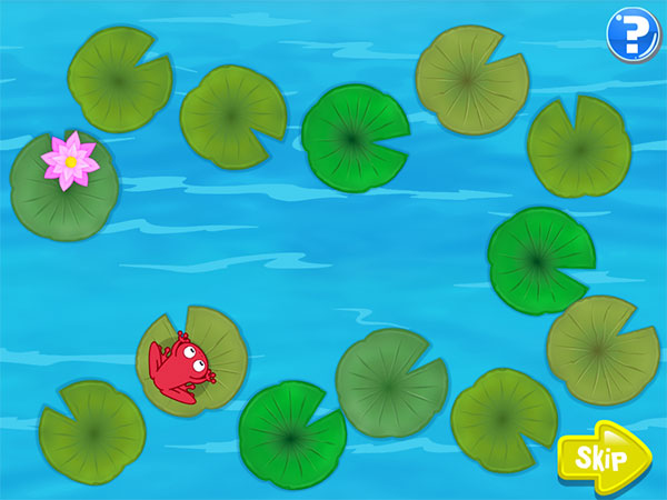 iOS Gems: Bug Princess, Dora Hops Into Phonics, It's A Small World, Sleepy Jack + X Is For X-Ray 8