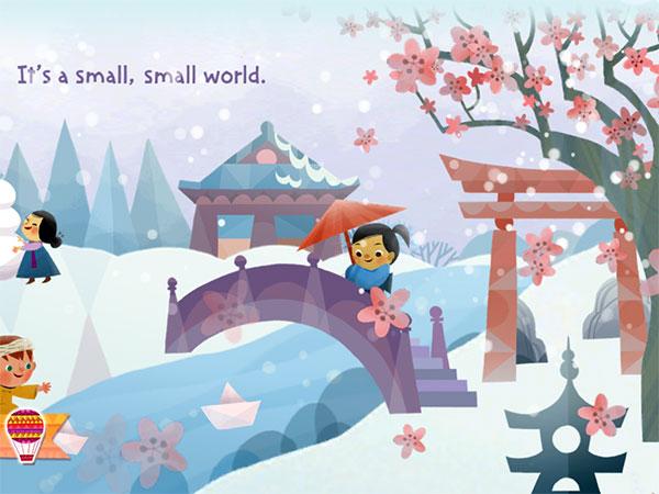 iOS Gems: Bug Princess, Dora Hops Into Phonics, It's A Small World, Sleepy Jack + X Is For X-Ray 9