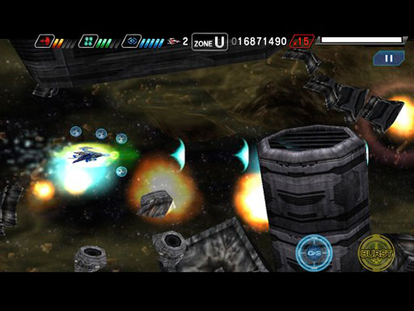 iOS Gems: Dariusburst SP, DoDonPachi Blissful Death, Pinball Arcade + More