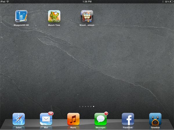 iOS Gems: Blueprint 3D HD, Munch Time HD + WrestleFest HD 1