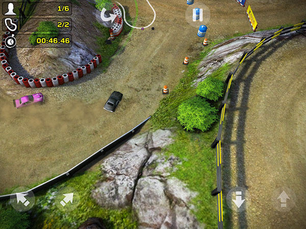 iOS Gems: Adventures of Tintin, Reckless Racing 2 + Scramble With Friends 5