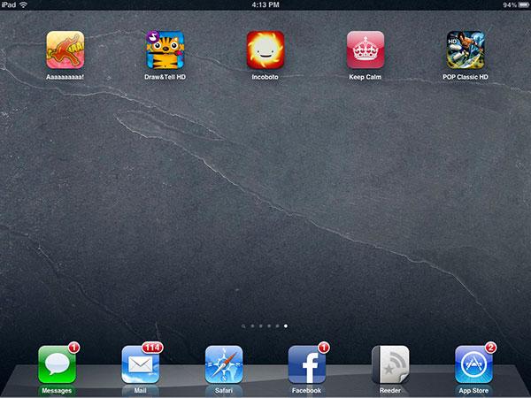 iOS Gems: AaaaaAA!!!, Draw & Tell HD, Incoboto, Keep Calm + Prince of Persia Classic HD 1