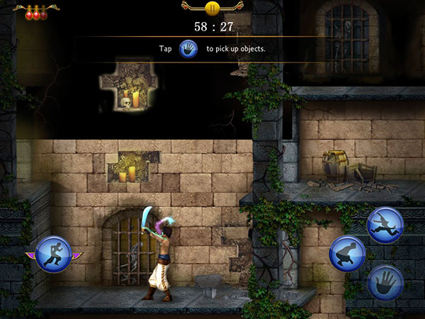 iOS Gems: AaaaaAA!!!, Draw & Tell HD, Incoboto, Keep Calm + Prince of Persia Classic HD