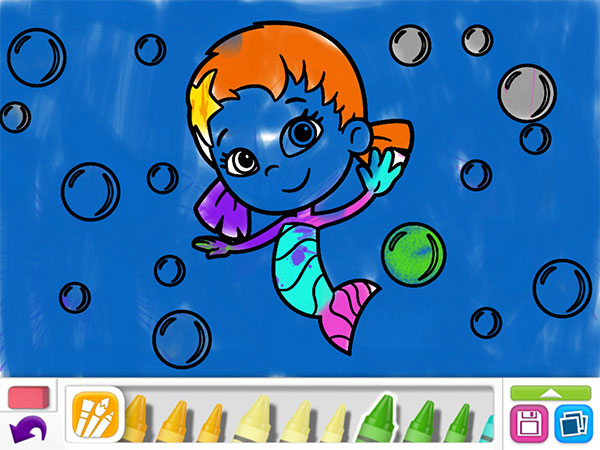 iOS Gems: Dark Sky, Nick Jr Draw & Play, Princess Fairy Tale Maker + Speedway Racers