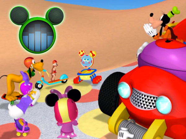 iOS Gems: Bizzy Bear, Color Splash Studio, Cuboid, Mickey Mouse Clubhouse + Zombie Carnaval