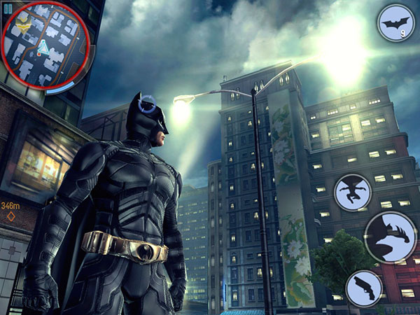 iOS Gems: Great Big War Game, The Act + The Dark Knight Rises 13
