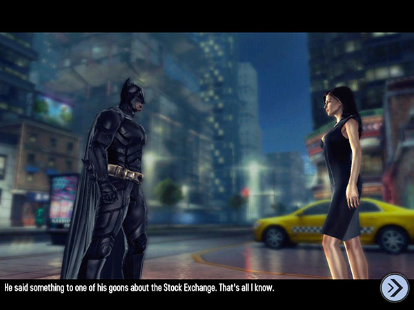 iOS Gems: Great Big War Game, The Act + The Dark Knight Rises 17