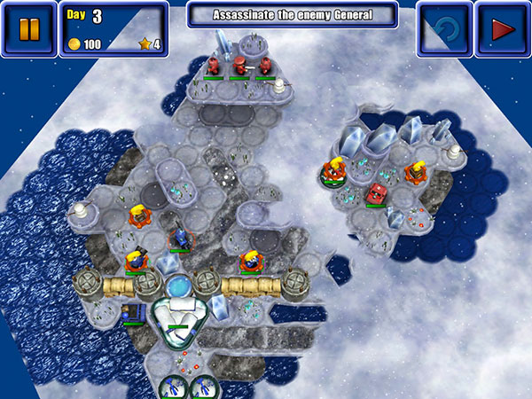 iOS Gems: Great Big War Game, The Act + The Dark Knight Rises 5