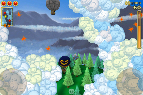 iPhone + iPad Gems: Deo, Draw Slasher: The Quest, Fractal, Rogue Sky + Spy Mouse
