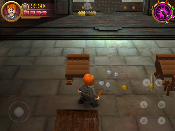 iOS Gems: Eufloria HD, Lego Harry Potter: Years 5-7 + Mikey Shorts