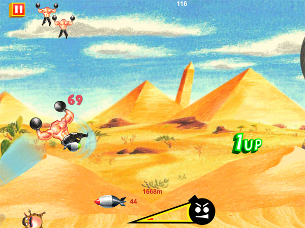 iPhone + iPad Gems: Bop It! for iPad, Monsters Ate My Condo + Serious Sam: Kamikaze Attack! 12