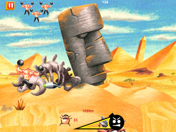 iPhone + iPad Gems: Bop It! for iPad, Monsters Ate My Condo + Serious Sam: Kamikaze Attack! 13