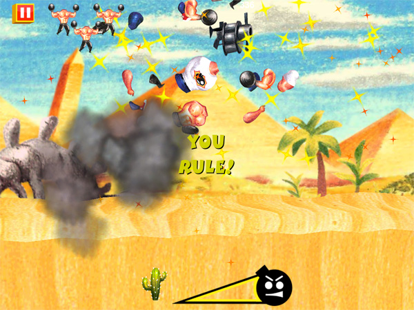 iPhone + iPad Gems: Bop It! for iPad, Monsters Ate My Condo + Serious Sam: Kamikaze Attack! 15