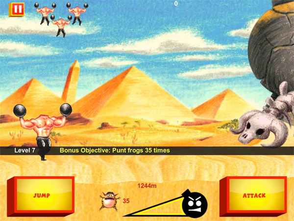 iPhone + iPad Gems: Bop It! for iPad, Monsters Ate My Condo + Serious Sam: Kamikaze Attack! 10